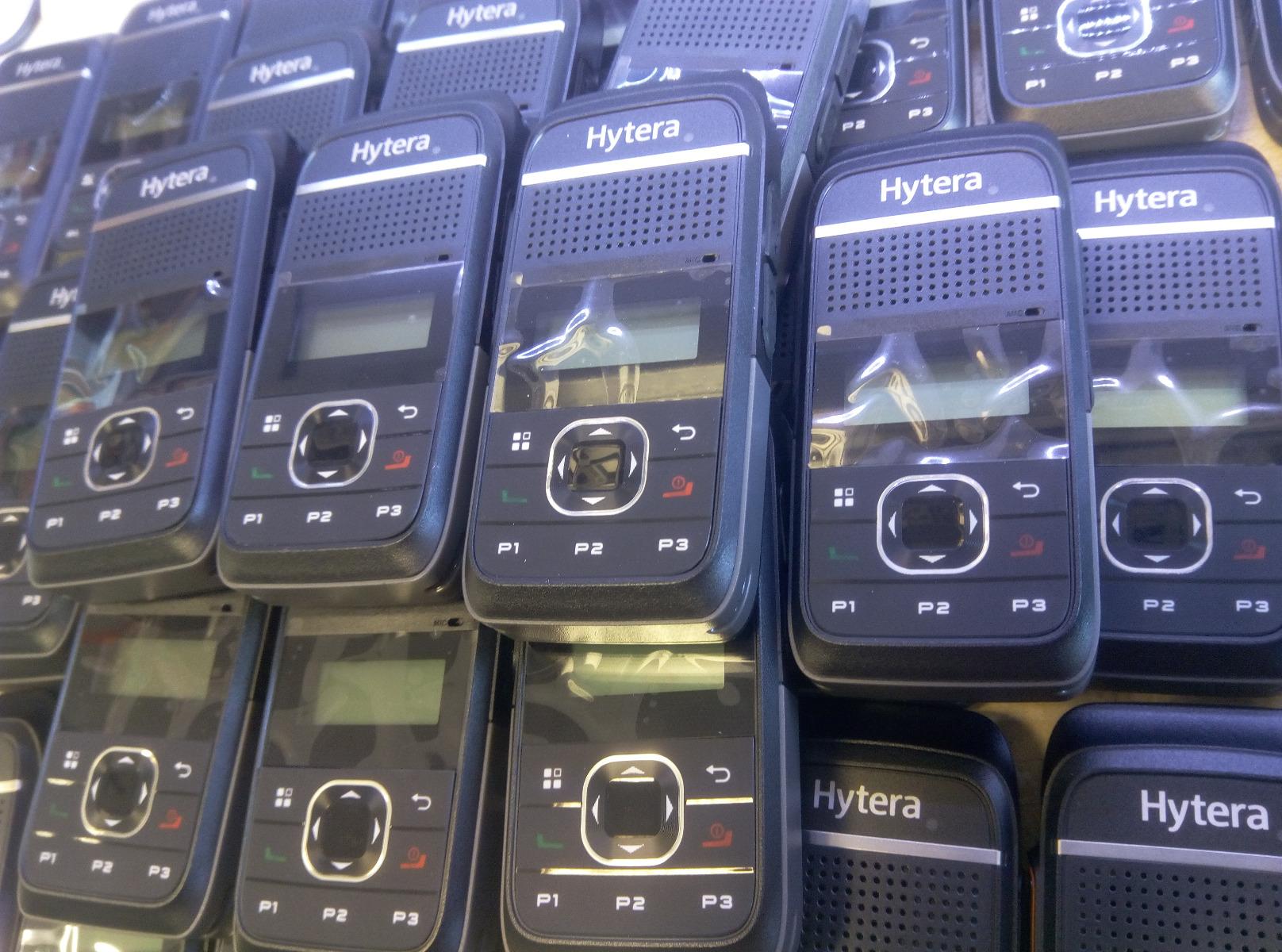 Hytera pd355 uhf compact