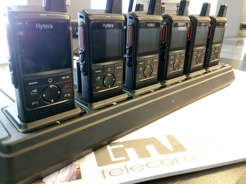 hytera pnc370 multilader poc radio